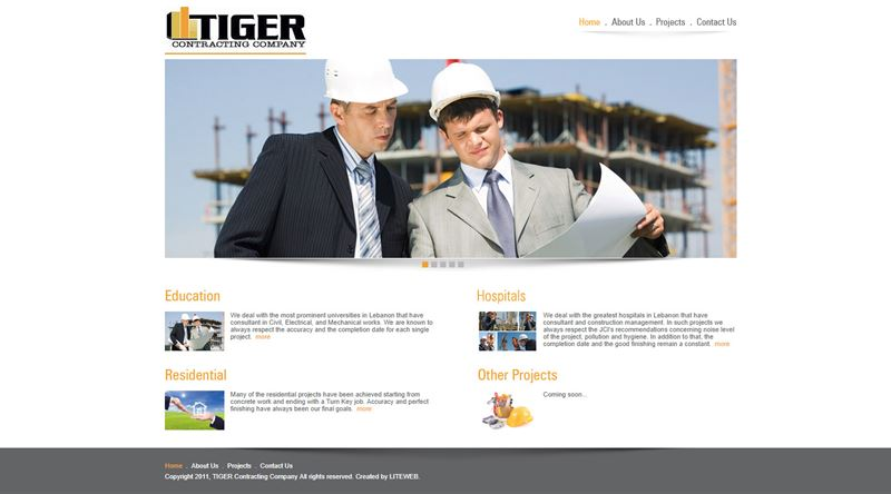 Tiger Contracting Company